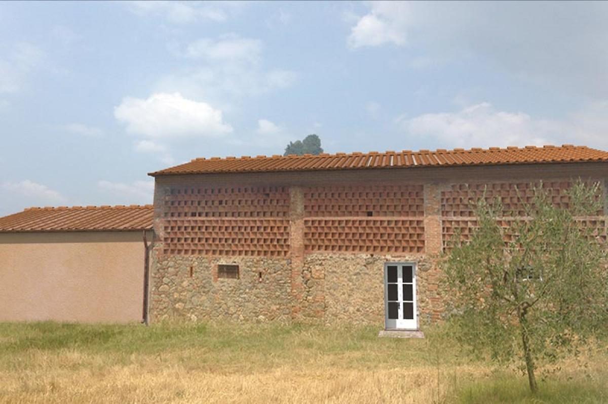 Recupero fienile a Gragnano per la realizzazione di una villetta