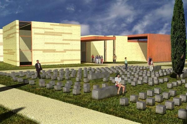 Concorso per Parco cimiteriale e Tempio crematorio a Chiesanuova Prato