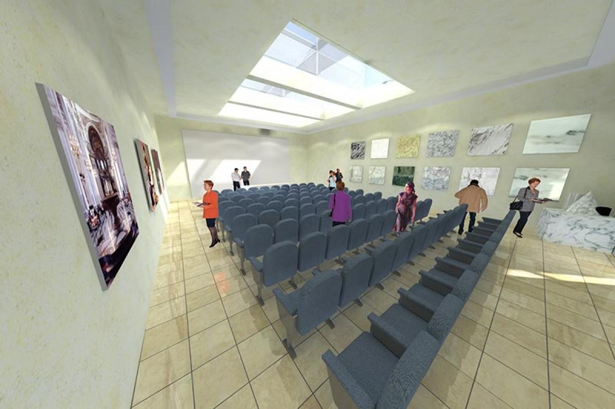 Progettazione nuova sede operativa Cooperativa Apuana di Vagli di Sopra