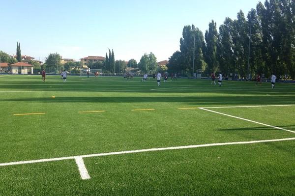 Miglioramento dell'impianto sportivo Loik di Monsummano Terme