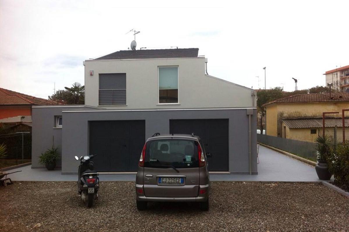 Realizzazione villa nel comune di Campiglia Marittima