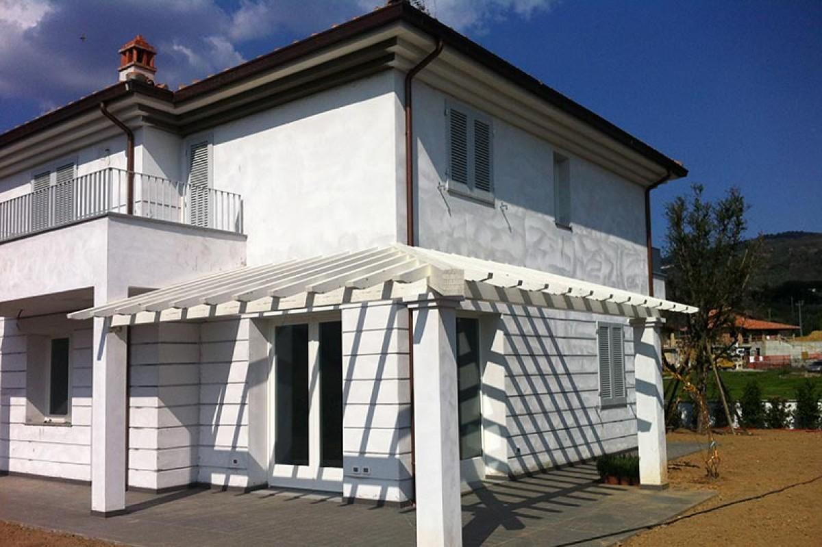 Responsabile lavori per realizzazione villa nel comune di Buggiano