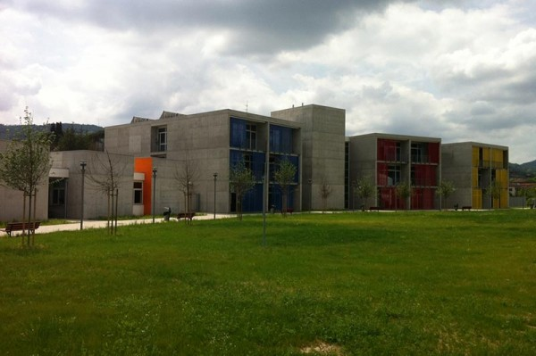 Polo scolastico nel comune di Serravalle Pistoiese
