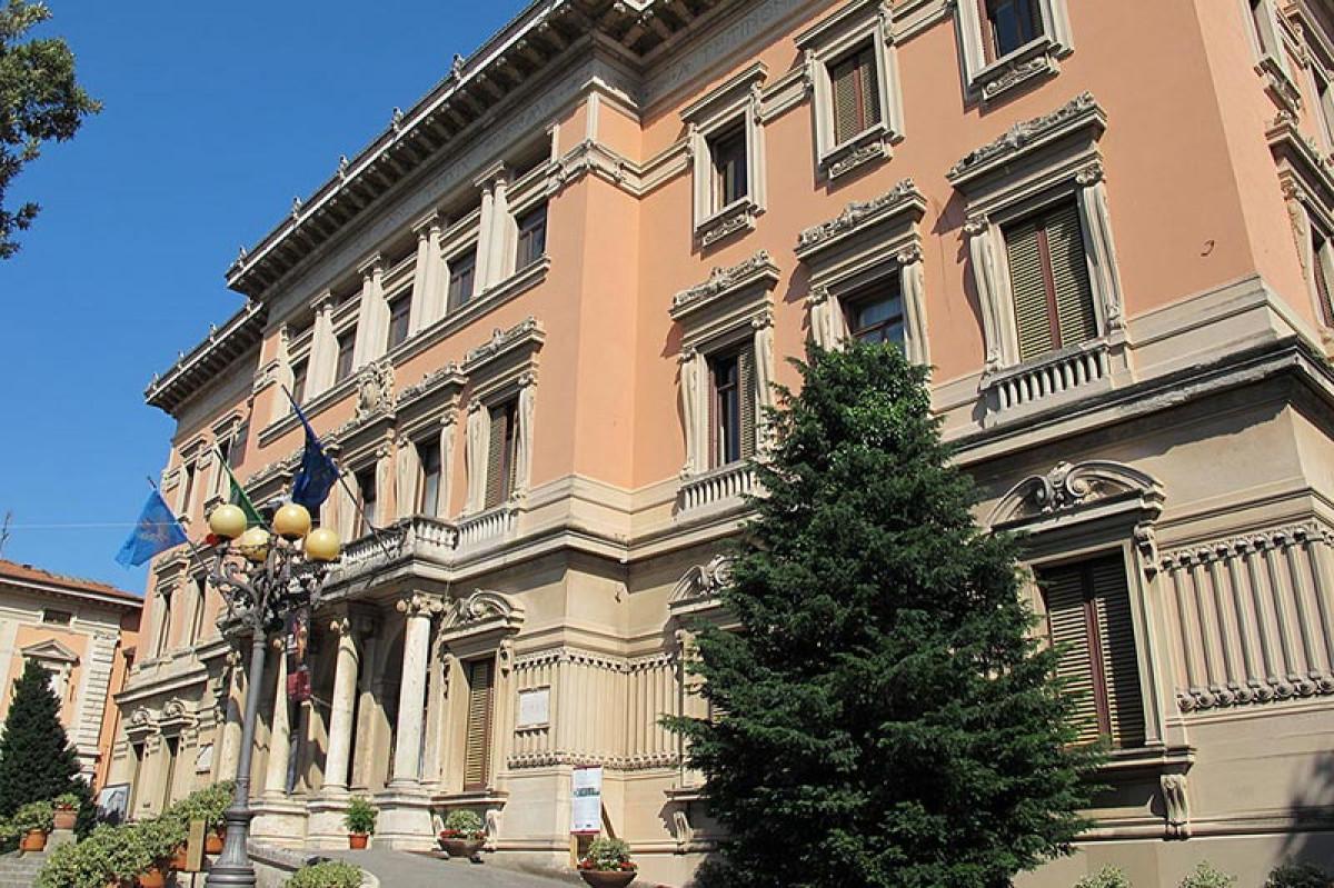 Ristrutturazione del palazzo comunale di Montecatini Terme