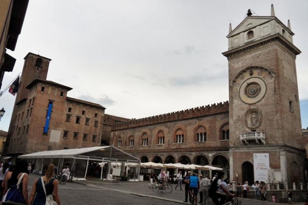 Responsabile lavori Palazzo del Podestà Mantova