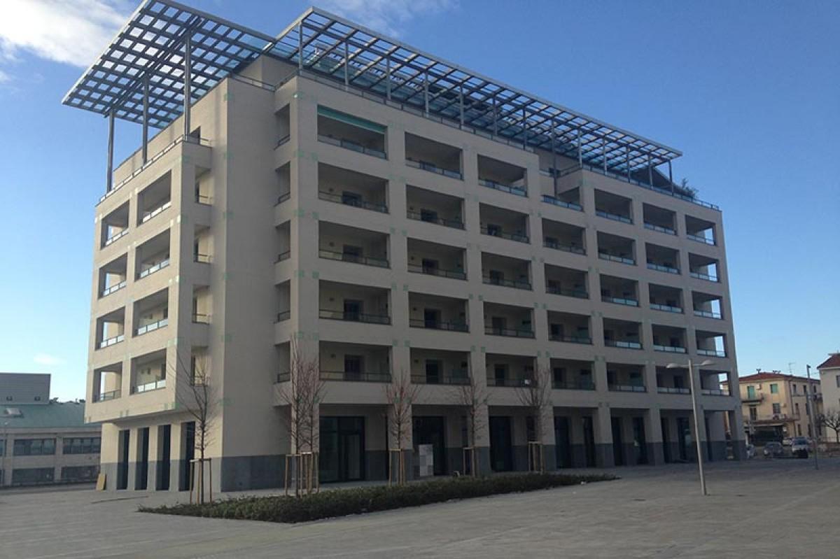 Ville Urbane area ex Saint Gobain Pisa
